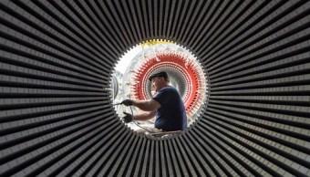 Producción industrial alemana sube en noviembre