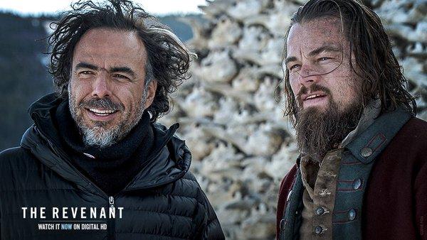 'The Revenat' es protagonizada por Leonardo DiCaprio.