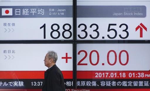 Mercado bursátil de Japón (AP)