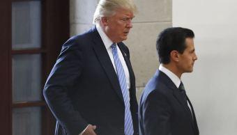 EPN Trump importancia México solucionar DACA