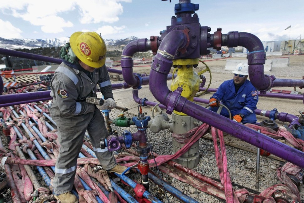 Fracking en Colorado