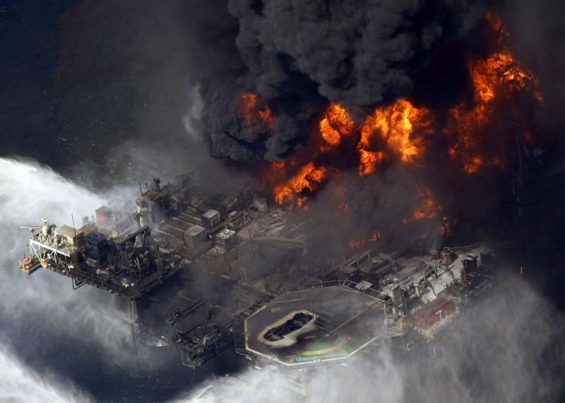 Derrame petrolero de Deepwater Horizon en 2010