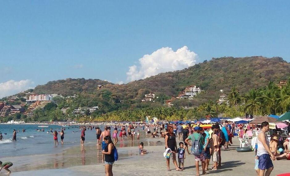 Ixtapa registra ocupación hotelera del 90 por ciento