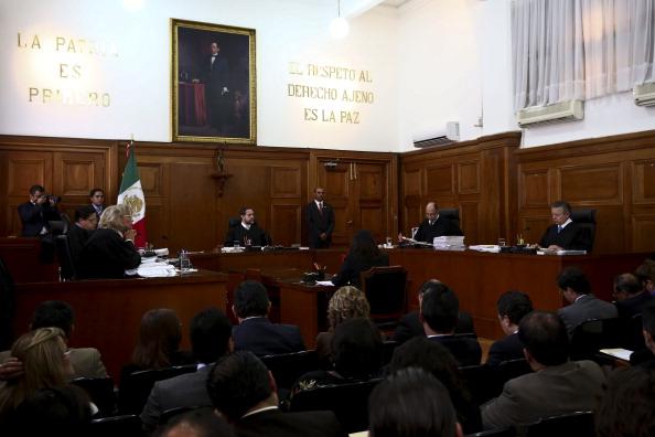 Suprema Corte de Justicia de la Nación. (Getty Images, archivo)