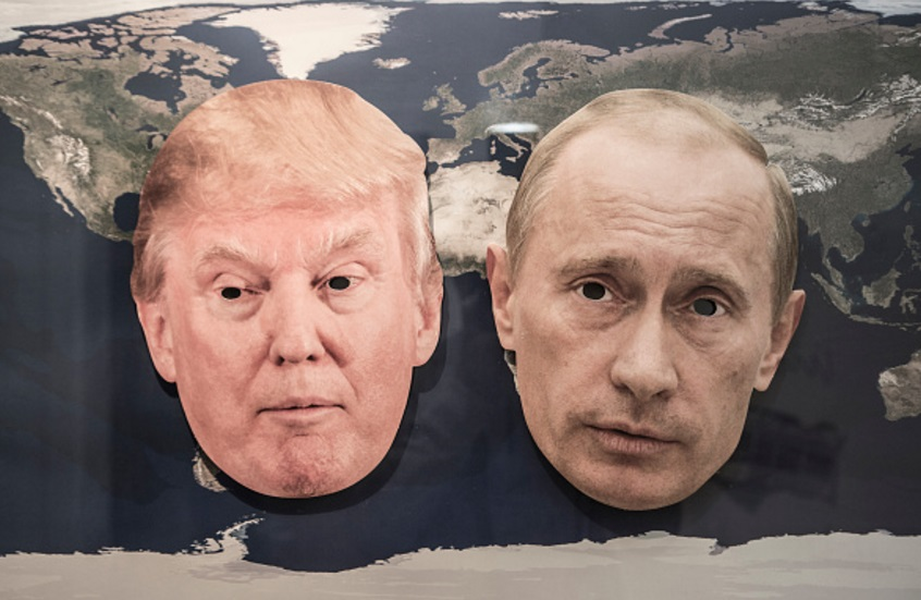 Putin gabinete Trump