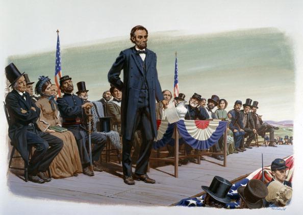 La abolición de la esclavitud fue decretada por el presidente Abraham Lincoln a través de una orden ejecutiva. (Getty Images, archivo)