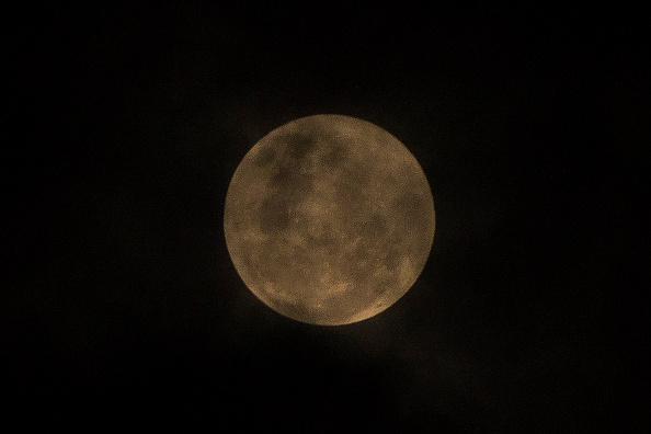 Eclipse penumbral de Luna. (Getty Images, archivo)