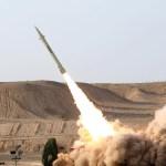 Ensayo de lanzamiento de misil por parte de Irán, en agosto de 2016. (Getty Images, archivo)