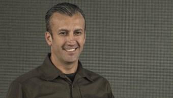Tareck El Aissami, vicepresidente de Venezuela. (Getty Images, archivo)