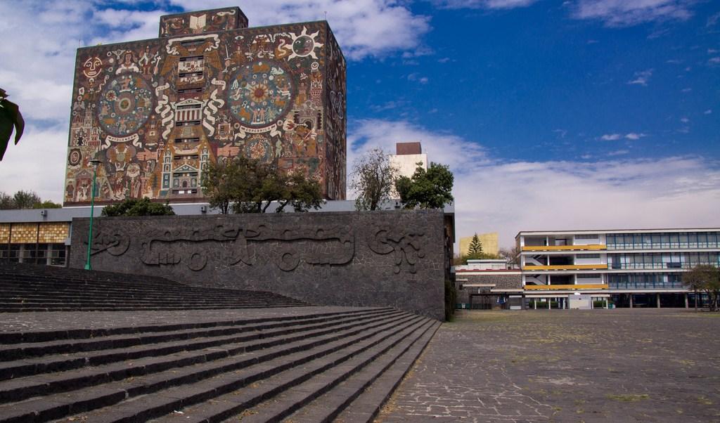 UNAM inventos méxico