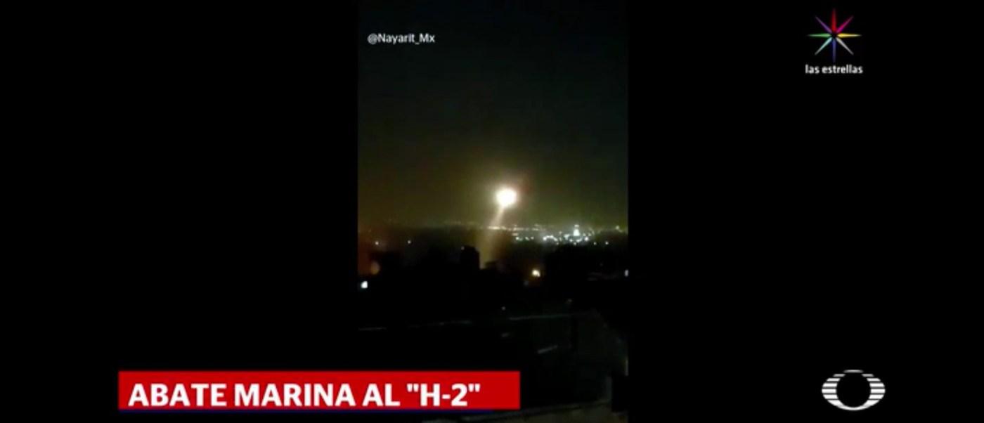 """El """"H-2"""" era el presunto líder del Cartel de Beltrán Leyva en la zona. (Noticieros Televisa)"""