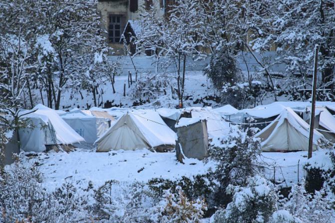 El año pasado uno de los peores temporales de nieve en 30 años en el país causó la muerte de al menos 245 personas y heridas a 66. (Getty Images/Archivo)