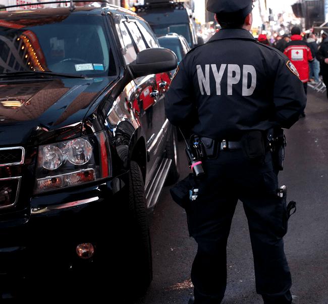 Agente de la Policía en Nueva York. (Getty Images, archivo)