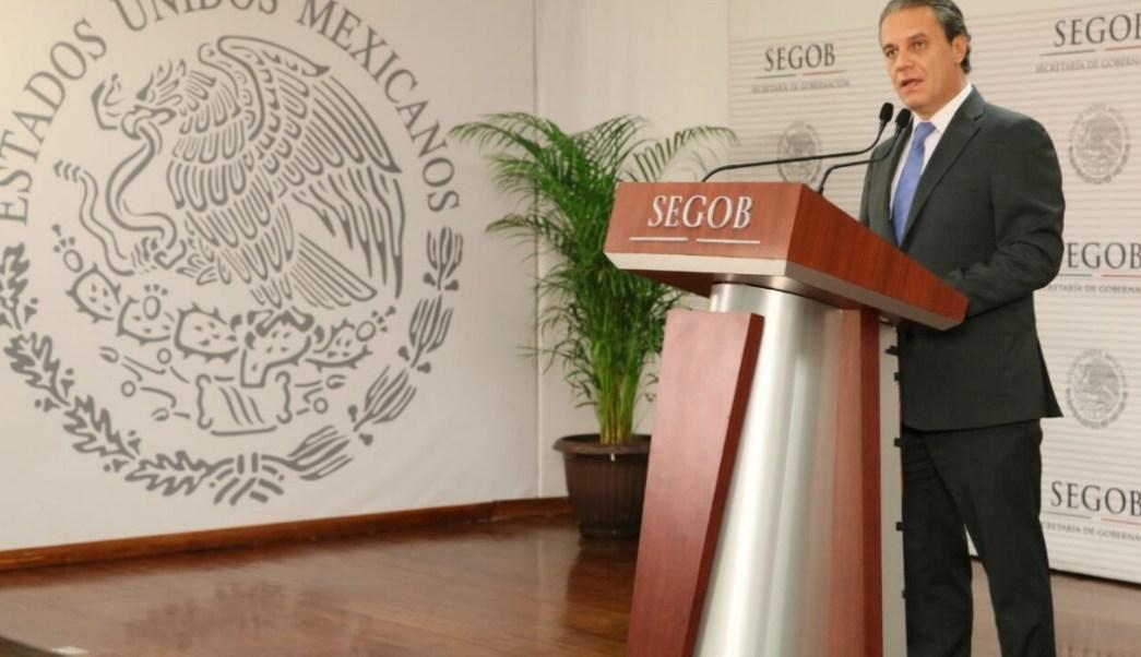 El subsecretario de Prevención y Participación Ciudadana de Segob, Alberto Begné Guerra, confirmó que se fortalece la red de albergues para migrantes con la finalidad de reducir los riesgos que enfrentan.