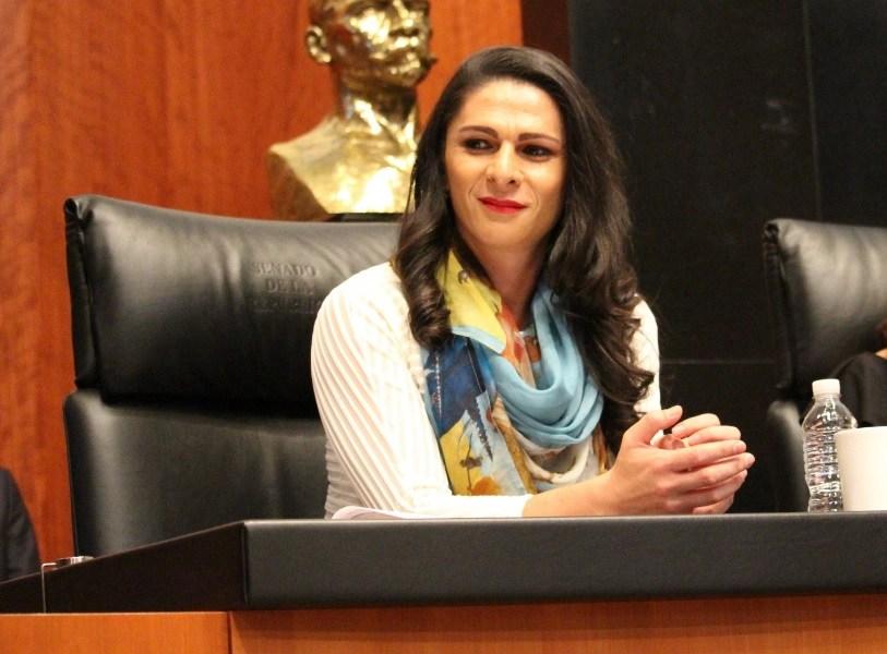 Ana Guevara asegura que el deporte es fundamental para paz