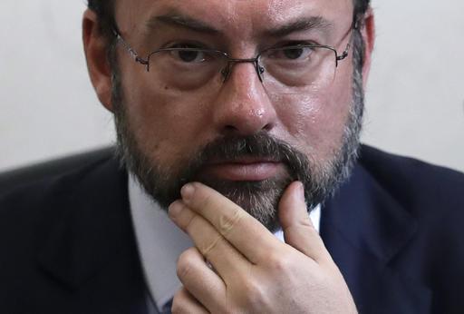 Luis Videagray, secretario de Relaciones Exteriores. (AP)