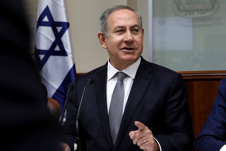 Trump pide a Netanyahu a