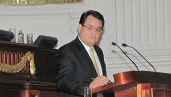 Armando López Cárdenas, secretario de Turismo de la CDMX.