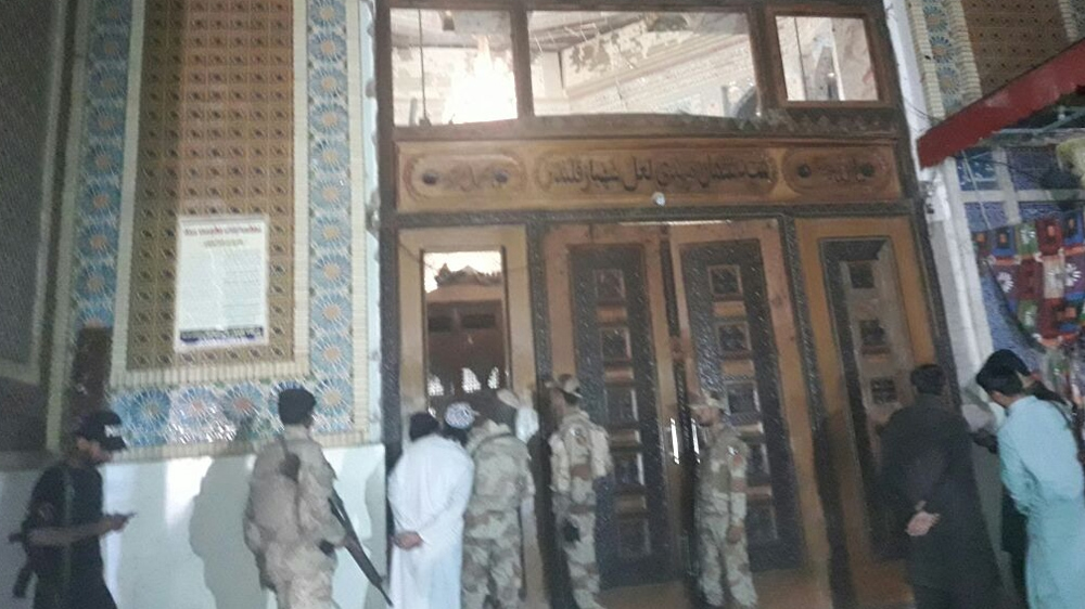 Ataque en templo de Pakistán (Al Jazeera)
