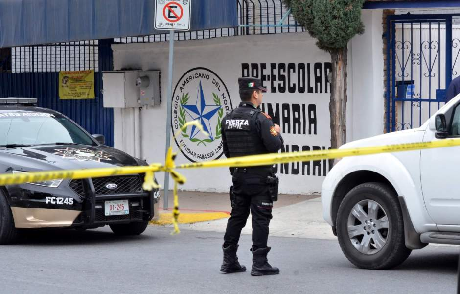 Ataque en escuela de Monterrey