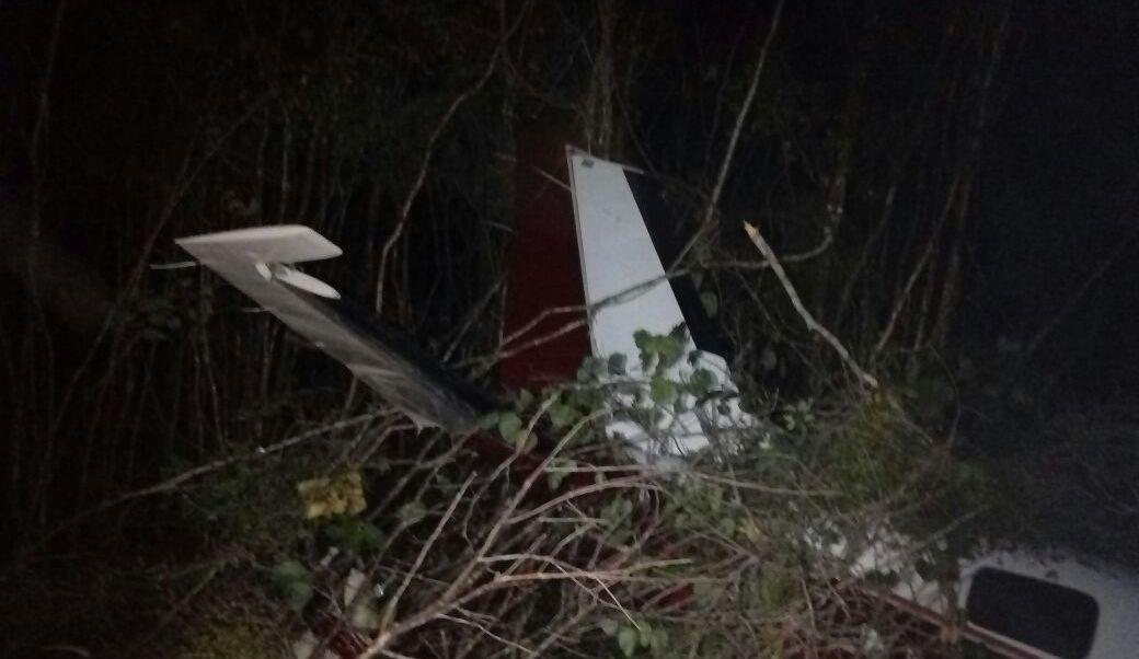 La avioneta despegó de Nuevo León con destino a Cancún, Quintana Roo. (Noticieros Televisa)