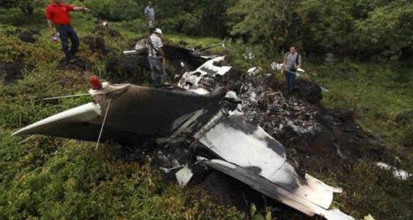 Cae avioneta en la sierra de Durango; reportan tres muertos y dos heridos