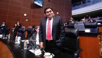 Luis Miguel Barbosa. (Senadores PRD/Archivo)