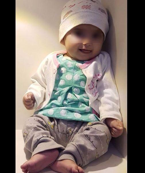 Una bebé iraní podrá viajar a Estados Unidos para recibir una operación de corazón