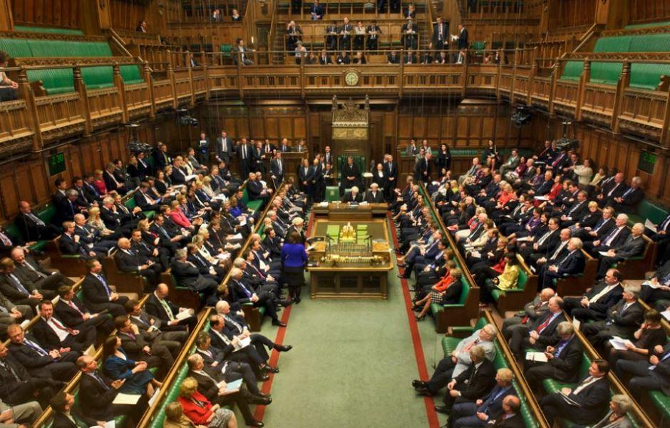 Cámara de los Comunes, brexit, reino unido, Unión Europea, programa legislativo
