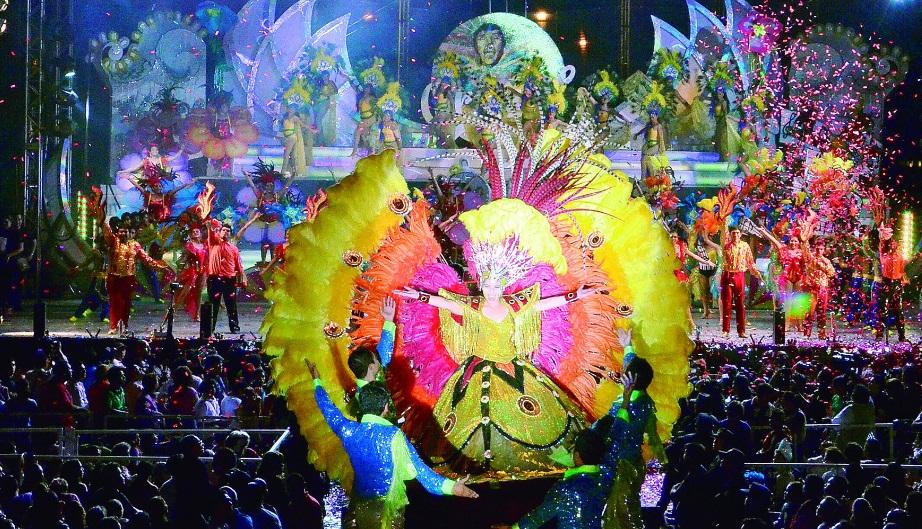 El carnaval de Campeche 2017 consiste en 21 días para celebrar la fiesta más importante de los campechanos (Twitter @ChicannaHotel)