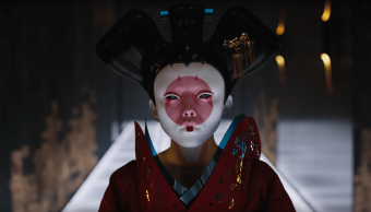 Ghost in the Shell Trailer Super Bowl