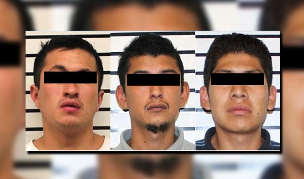 Tres hombres sumaron 200 años en prisión por robar una pastelería y matar a dos personas; fueron localizados por el vehículo que utilizaron