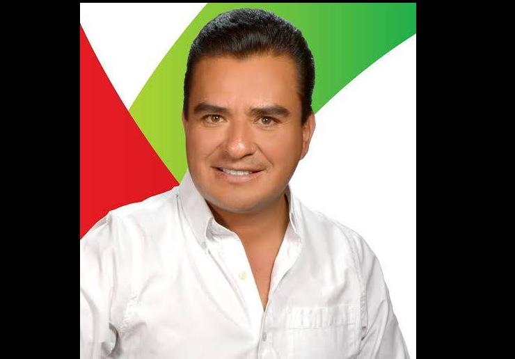 El diputado federal priísta Carlos Barragán, es representante del distrito 01 por Puebla.