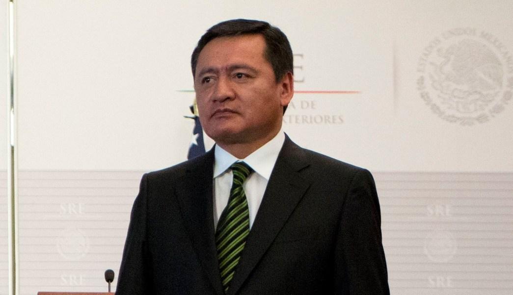 Miguel Ángel Osorio Chong, secretario de Gobernación. (AP)
