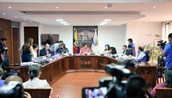 Movimiento oficialista de Ecuador logra mayoría en elección legislativa