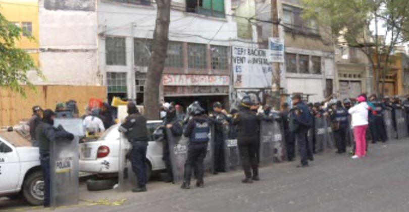Operan grupos dedicados a invasión de predios en CDMX, alertan autoridades