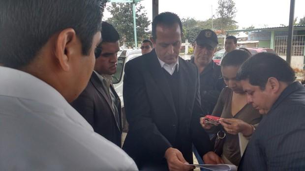 Detienen a Arturo Bermúdez Zurita, ex secretario de Seguridad Pública de Veracruz (@Telever)