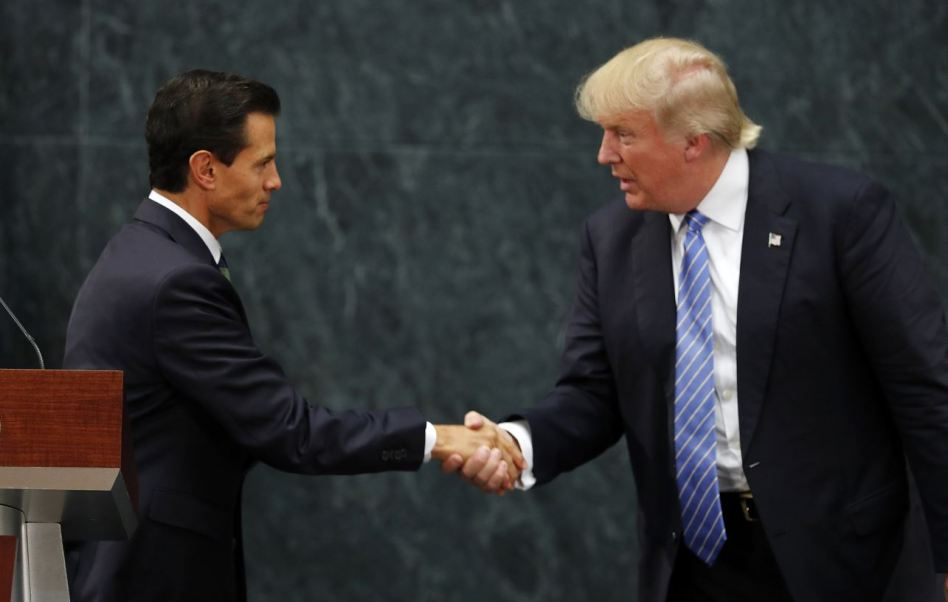 El economista, Jagdish Bhagwati, vaticina que vaticinó que Trump no construirá un muro fronterizo con México.