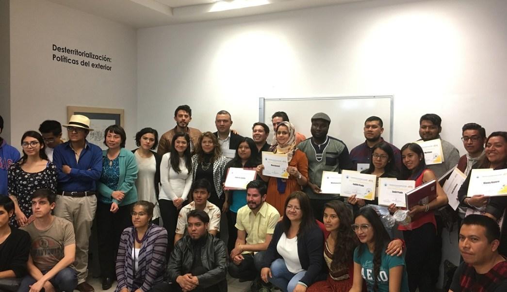 Dreamers visitan Puebla; la UNAM recibe apoyo de universidades públicas de Estados Unidos para auxiliar a estudiantes mexicanos que pudieran ser deportados