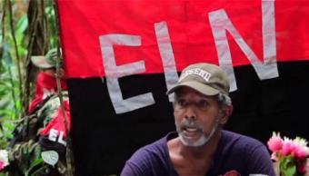 El ex congresista colombiano Odín Sánchez estuvo diez meses en poder del ELN. (@ELTIEMPO, archivo)