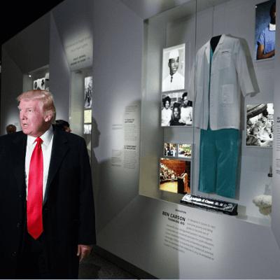 El antisemitismo es algo 'horrible' que 'tiene que cesar', dice Trump