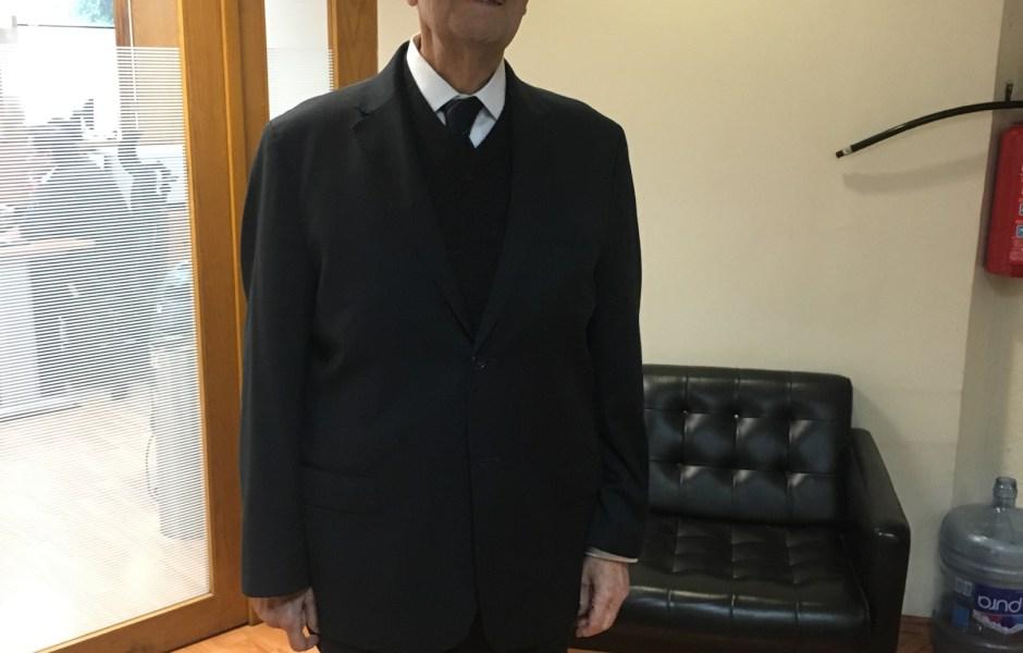 Fausto Vallejo, exgobernador de Michoacán (Notimex, Archivo)