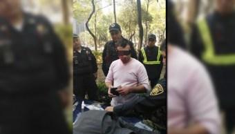 Albanés acusado de homicidio calificado en grado de tentativa por arrollar a una mujer policía en la colonia Juárez de la Ciudad de México