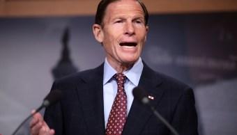 Richard Blumenthal, senador demócrata. (Getty Images, archivo)