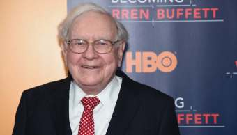 El multimillonario estadounidense, Warren Buffett (Getty Images)