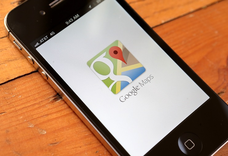 La aplicación de Google Maps es ampliamente analizada entre usuarios de dispositivos móviles (Getty Images/archivo)