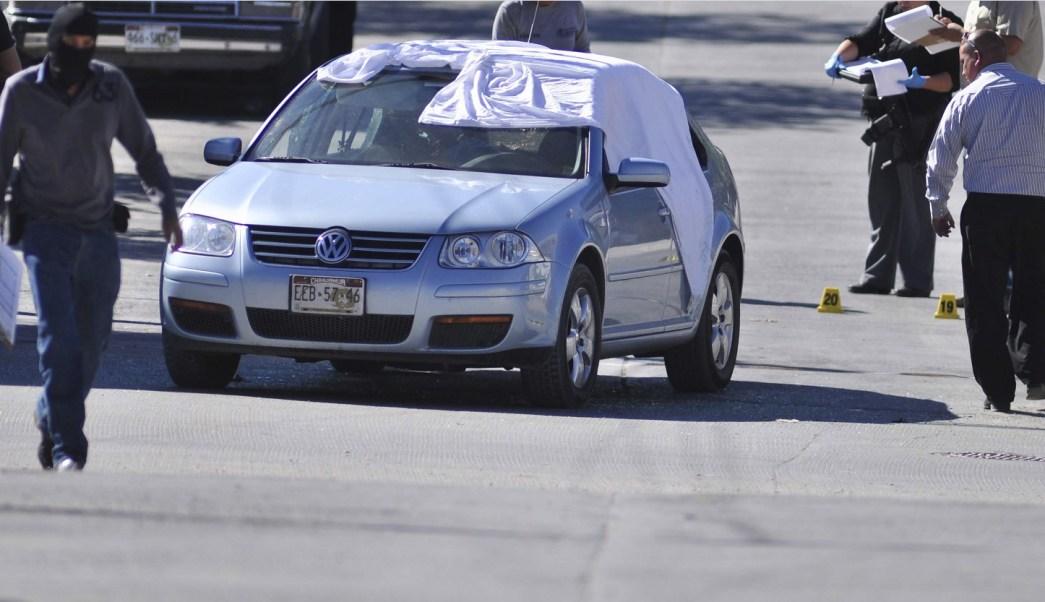 Aumentó el número de homicidios violentos en Ciudad Juárez, Chihuahua.