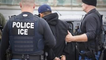 Francisco J. Rodríguez Domínguez, migrante mexicano de 25 años, es detenido en Portland, Oregon, por agentes del Servicio de Control de Inmigración y Aduanas de Estados Unidos, ICE; enfrenta una condena por conducir en estado de ebriedad. (AP, archivo)