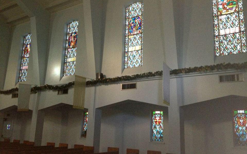 La iglesia metodista North Hills United tiene registrados a 103 menores indocumentados.