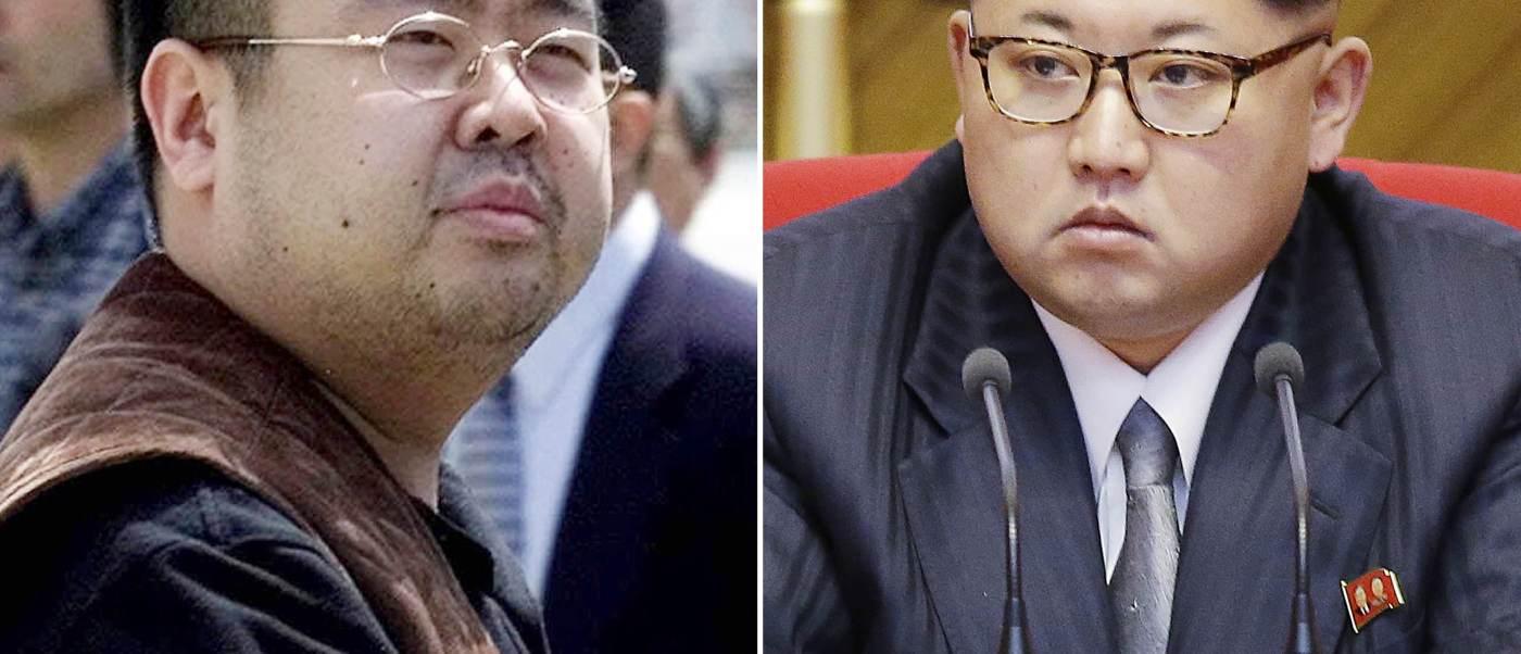 Kim Jong-nam es hermano mayor del líder norcoreano, Kim Jong-un.